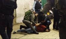 القدس المحتلة: اعتقال فتاة و3 شبان بزعم نية تنفيذ عملية طعن