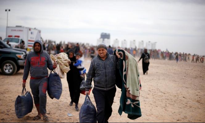 سورية: أكثر من 60 ألف سوري عالقون على الحدود الأردنية