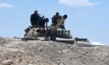المعارضة السورية تهدد بقصف قوات الحكومة لتمرد سجناء