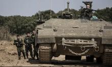 تجدد إطلاق النار على حدود قطاع غزة