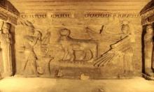 """مقبرة """"كوم الشقافة"""": كنوز الإسكندرية يكتشفها حمار"""