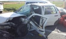 6 إصابات في حادث طرق قرب صندلة