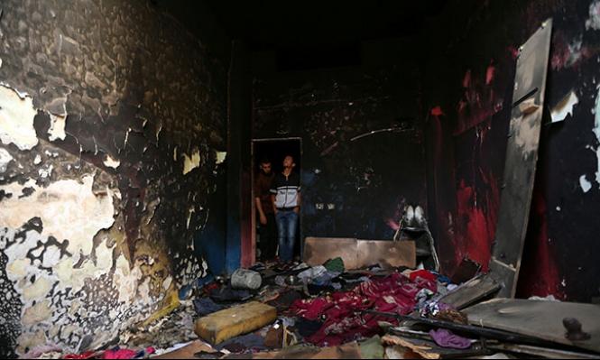 حماس تطالب بفك الحصار بعد مصرع الأطفال الغزيين حرقا