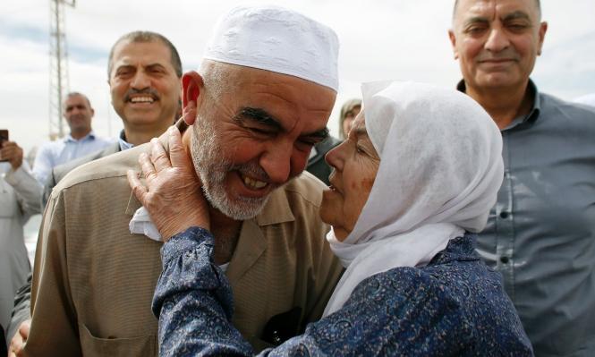 صلاح يبدأ محكوميته اليوم بسجن بئر السبع