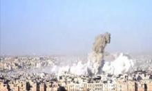 سورية: غارات تصيب مستشفى ميدانيًا بريف حلب