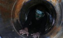 لائحة اتهام ضد عنصر من حماس شارك في حفر الأنفاق