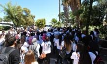 """طلاب """"المنح الدراسية"""" بجمعية الثقافة يبحرون في يافا"""