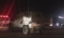 القدس: إصابة ضابط إسرائيلي في انفجار عبوة ناسفة