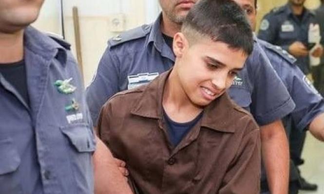 المحكمة المركزية بالقدس تدين الفتى أحمد مناصرة
