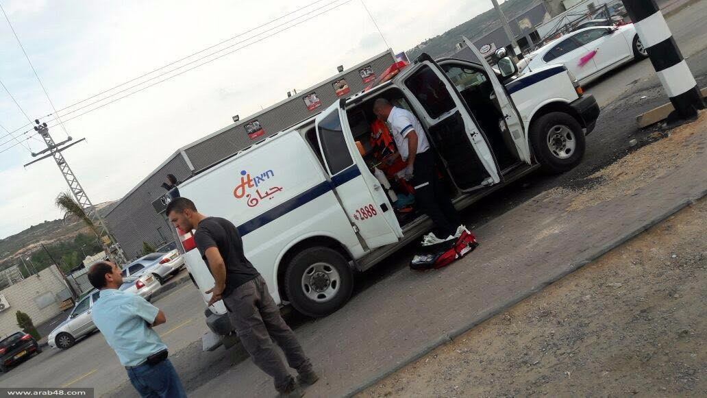 دير حنا: إصابة حرجة لفتى سقط عن حصان