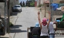 كفر عقب: مواجهات مع جيش الاحتلال وإصابتان إحداهما خطيرة