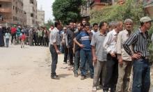 خُمس اللاجئين الفلسطينيين غادر سورية نتيجة الحرب