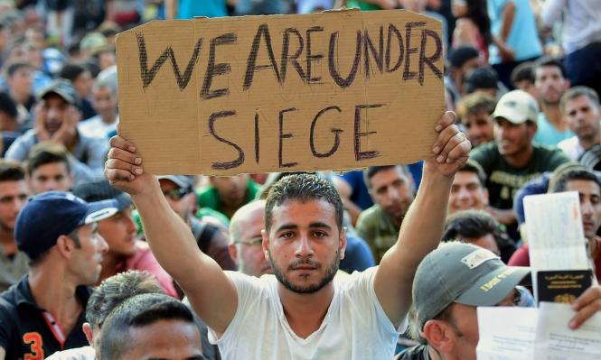 سورية: النظام يمنع دخول مساعدات لبلدة محاصرة