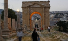 """الأردن: اكتشاف تمثال """"إله الحب"""" الروماني"""