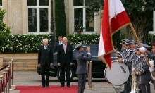 الرئيس الإيطالي يلتقي رئيسي مجلس النّوّاب والوزراء اللبنانيين