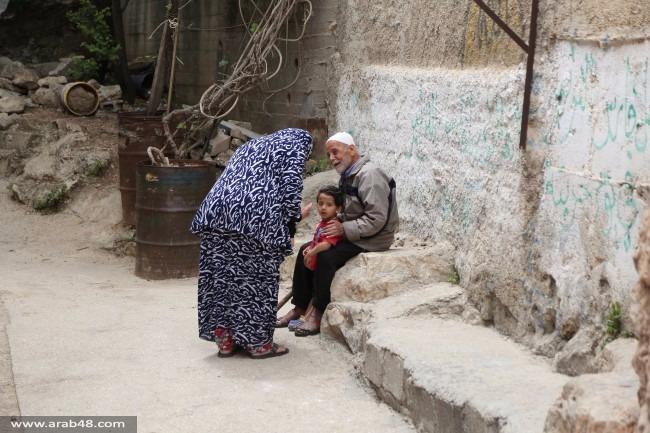 68 عاما من اللجوء ولا يزال حلم العودة يراود الحاج غانم
