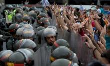 احتجاجات فنزويلا تتواصل ومخاوف من انهيار سياسي واقتصادي