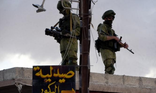 سورية: داعش يقتل 20 عنصرًا للنظام في دير الزور
