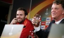 ماتا يعلق على رحيل فان غال عن مانشستر يونايتد