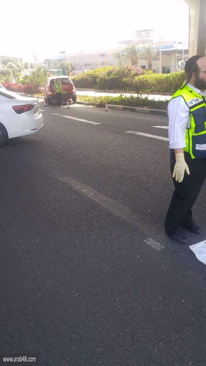 حيفا: مصرع مسن في حادث دهس