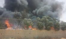 حرائق في البلاد بسبب الأجواء الخماسينية