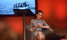 أنجلينا جولي للمجتمع الأوروبي: افتحوا أبوابكم لللاجئين