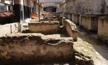 روما: اكتشاف أثري جديد أثناء حفر مترو للأنفاق