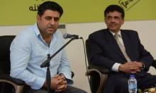 يوم لحسين البرغوثي في معرض فلسطين الدّوليّ للكتاب