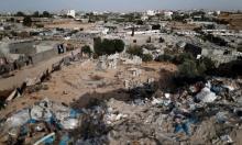 غزة: جيش الاحتلال يصيب فلسطينيًا بنيرانه