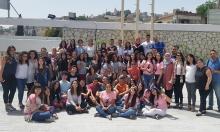 """""""نساء ضد العنف"""" تختتم مشروع القيادة الشابة بلقاء قطري"""