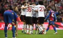 مانشستر يونايتد يتوّج بكأس الاتحاد الإنجليزي