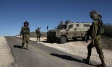 إقامة نقطة عسكرية بمحاذاة بيت جالا