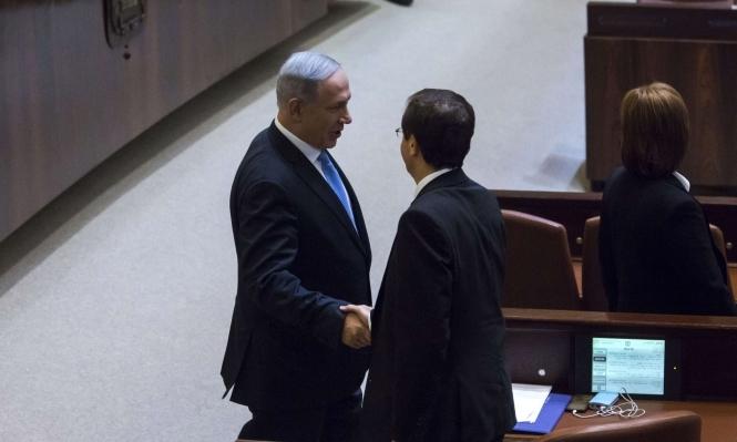 """حقائب وزارية في انتظار """"المعسكر الصهيوني"""""""