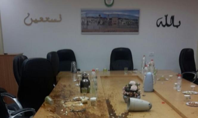 باقة الغربية: جلسة طارئة لأوامر هدم وعراك بعد التصويت
