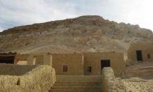 جبل الموتى.. يحكي عجائب الفراعنة بدفن الأموات
