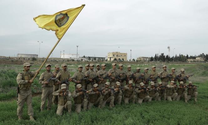 """""""سورية الديمقراطية"""" تبدأ هجومها على داعش في الرقة"""