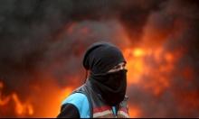 القدس المحتلة: إصابة جنديتين جراء إلقاء زجاجة حارقة