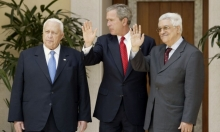 """25 أيار: تحفظات إسرائيل تعرقل """"خارطة الطريق"""""""