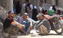 دي ميستورا يحذر من مجاعة بسورية
