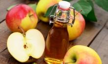 خل التفاح .. غذاء ودواء ومكياج