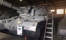 روسيا تعيد لإسرائيل دبابة من معركة السلطان يعقوب