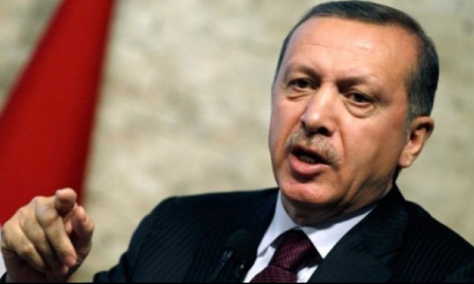 إردوغان يتهم روسيا بتسليح العمال الكردستاني