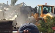 النقب: هدم منزل مواطن في بير هداج