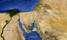 """إسرائيل والأردن توقعان اتفاقا بشأن """"قناة البحرين"""""""