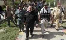 """العبادي: معركة استعادة الفلوجة من قبضة""""داعش"""" مستمرة"""