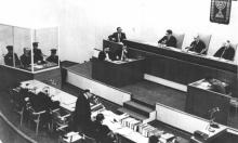 1 حزيران: إعدام أدولف آيخمان في سجن الرملة