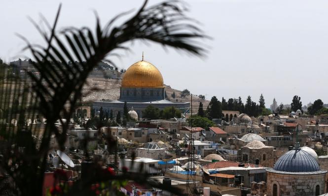 الاحتلال يوقف مشاريع للوقف الإسلامي في المسجد الأقصى
