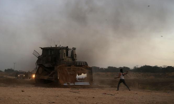 توغل محدود للاحتلال شرقي غزة