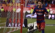 برشلونة يحسم مصير لاعبيه نيمار وماسكيرانو