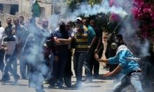 نابلس: إصابتان بالرصاص الحي إحداها بوضع الخطر